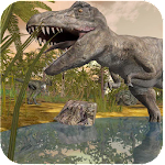 Dinosaur Destroy The City 1.0 Apk
