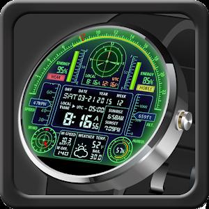 Cover art V08 WatchFace for Moto 360