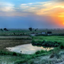 by Abdul Rehman - Landscapes Sunsets & Sunrises