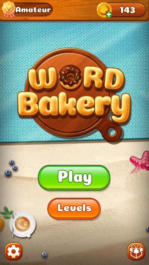 Word Puzzle - Cookies Jumble Screenshot 6