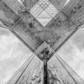 London is a diamond by Lieven Lema - Buildings & Architecture Architectural Detail ( canon, eos, london, diamond, 2012, 5d mkii )