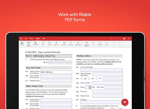 OfficeSuite Pro + PDF (Trial) screenshot 19