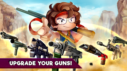 Ramboat 2 – Soldier Shooting Game Mod 1.0.18 Apk [Unlimited Money] 1