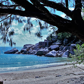 Magnetic Island by Sarah Harding - Novices Only Landscapes ( nature, outdoors, novices only, seascape, beach )
