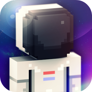 Space craft exploration crafting building lite for Crafting and building app store