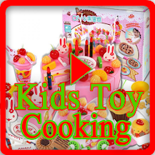 Kids Toy Cooking