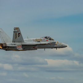 by Jan Gorzynik - Transportation Airplanes ( aerospace, f-18, airforce, technology, speed, hornet, show, nato, military )