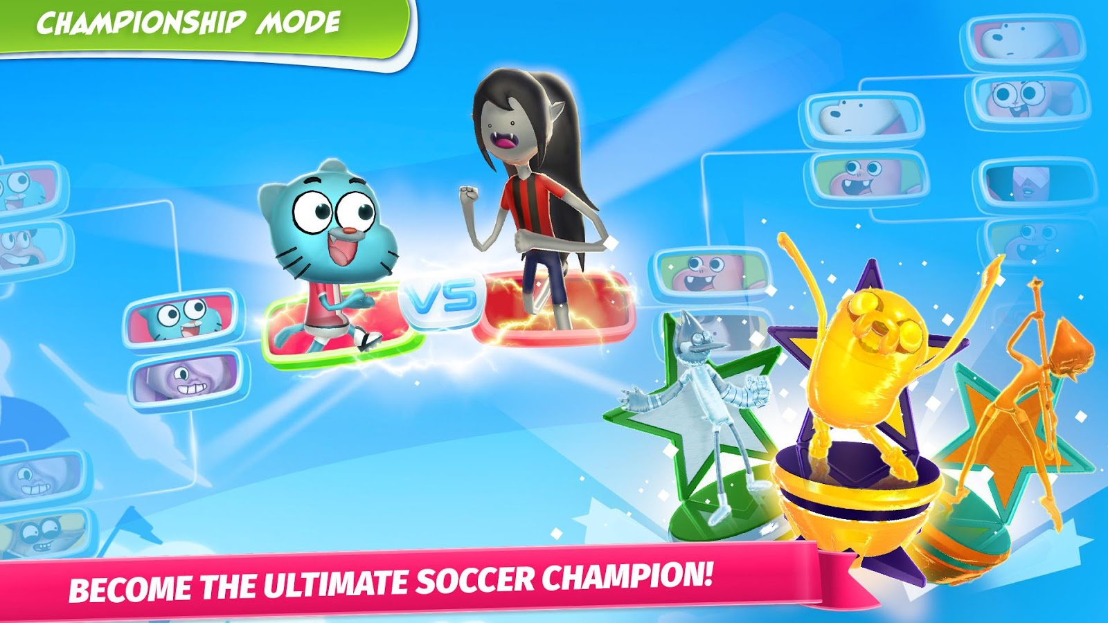 CN Superstar Soccer: Goal!!! Screenshot 9