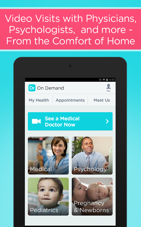 Doctor On Demand Screenshot 8