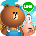 Game LINE BROWN FARM apk for kindle fire