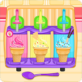 Game Cone Cupcakes Maker APK for Kindle