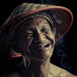 by Ahay Gart - People Portraits of Men