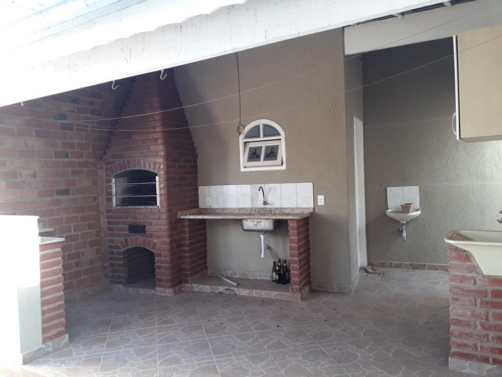 [Casa com 3 dormitórios à venda - Jardim Europa - Campo Limpo Paulista/SP]
