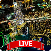 3D Dubai Night Live Wallpapers