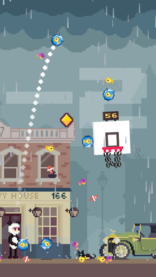 Ball King - Arcade Basketball Screenshot 3