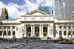 Biblioteca Pública de Nueva York, Estados Unidos.