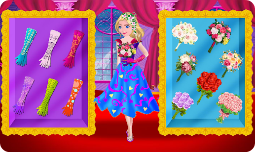 Bridesmaid Wedding Dress Up- screenshot thumbnail