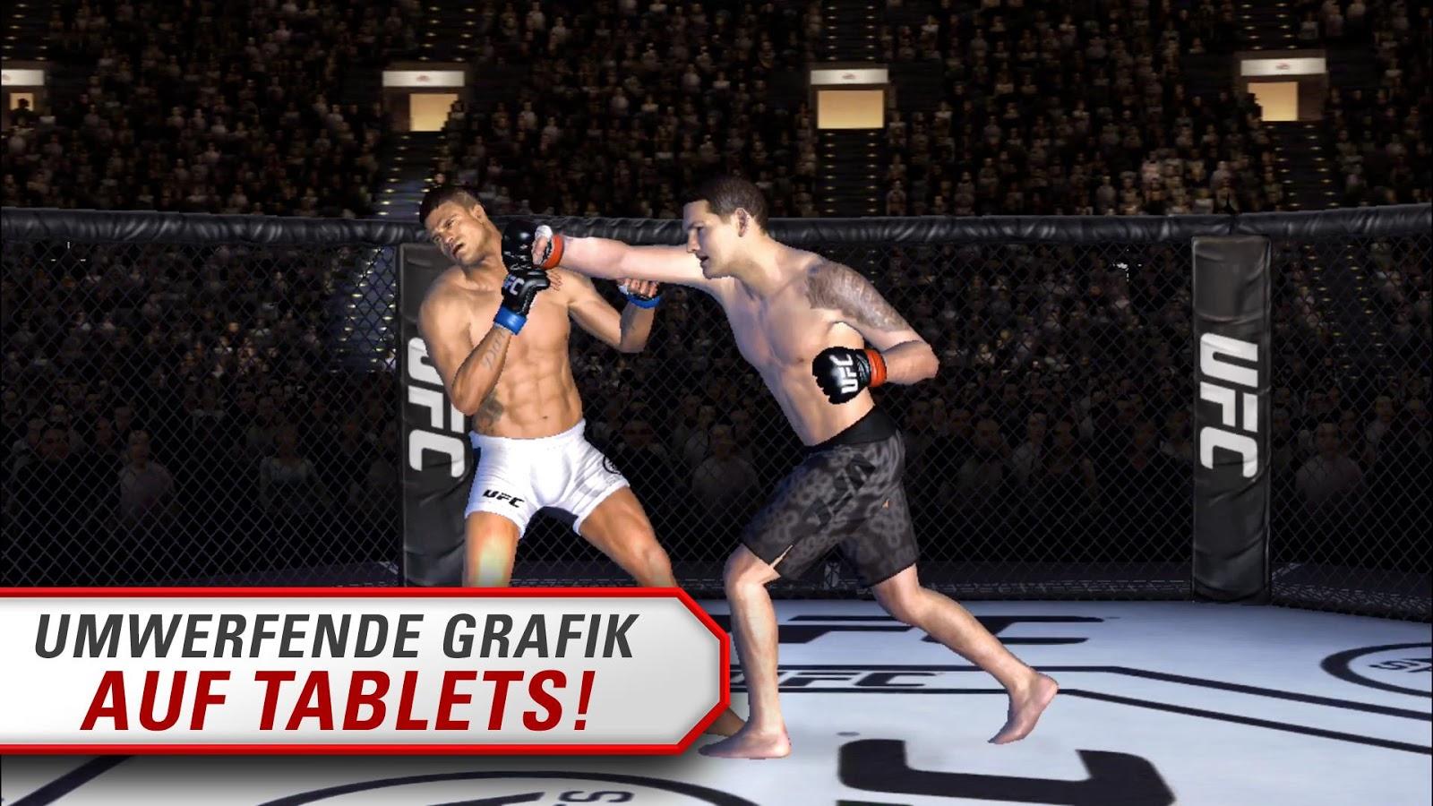 EA SPORTS™ UFC® – Screenshot