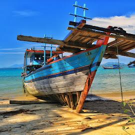 perahu by Rahmat Afriansyah - Transportation Other
