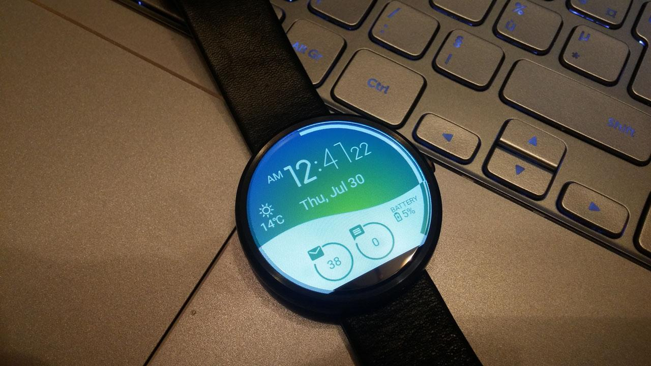 Morphing Watch Face Screenshot 3