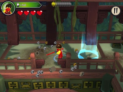 LEGO® Ninjago™: Тень Ронина Screenshot