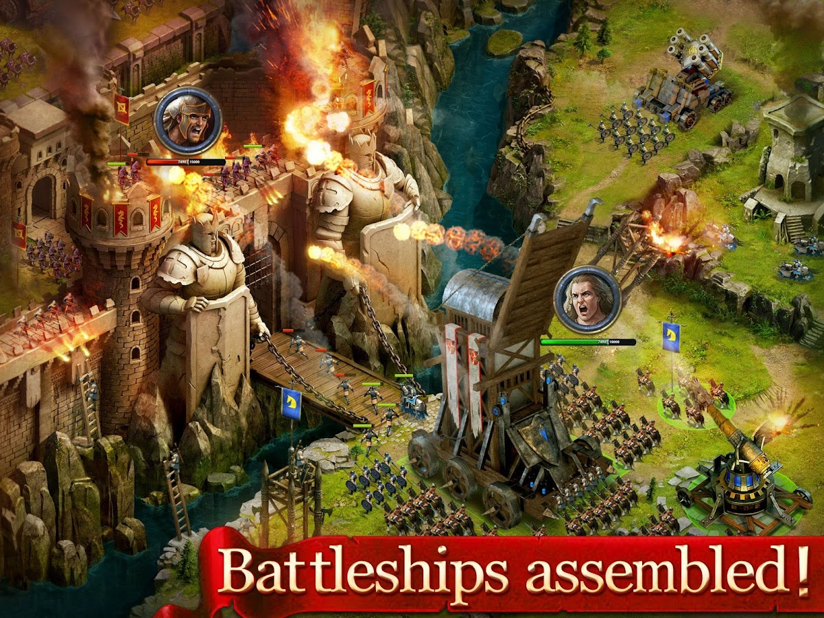 Age of Kings: Skyward Battle Screenshot 6