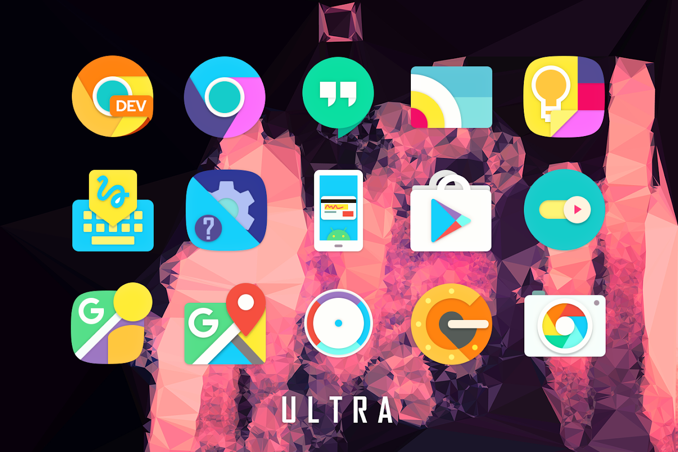 Ultra Icon Pack Screenshot 6