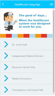 DependableDoc© Push Back App - screenshot