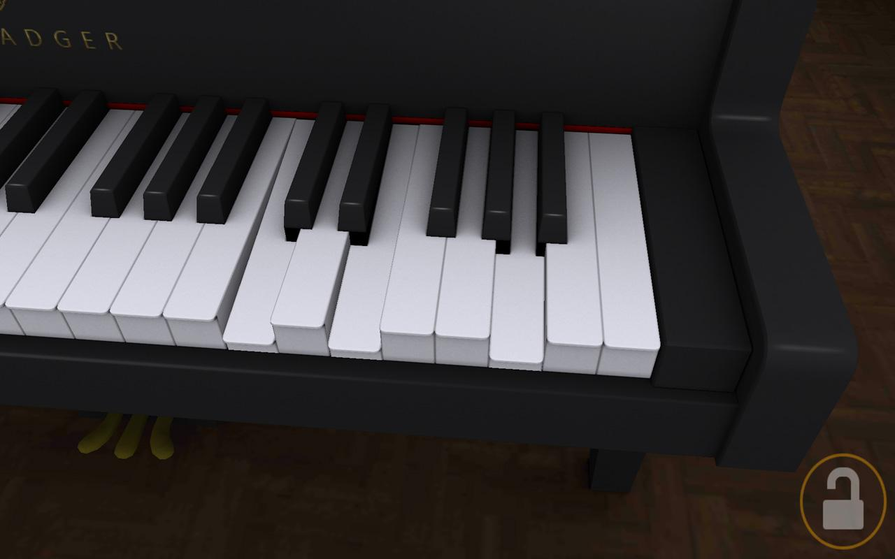 Grand Piano 3D Screenshot 4