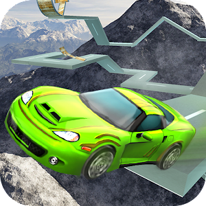 Download Impossible Stunt Car Driving Tracks 3D For PC Windows and Mac