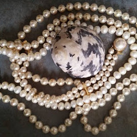 LOVE MY PEARLS by Liliana Lili Liliana - Artistic Objects Clothing & Accessories (  )