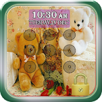 Teddy Bear Pin Screen Lock 2.2 Apk