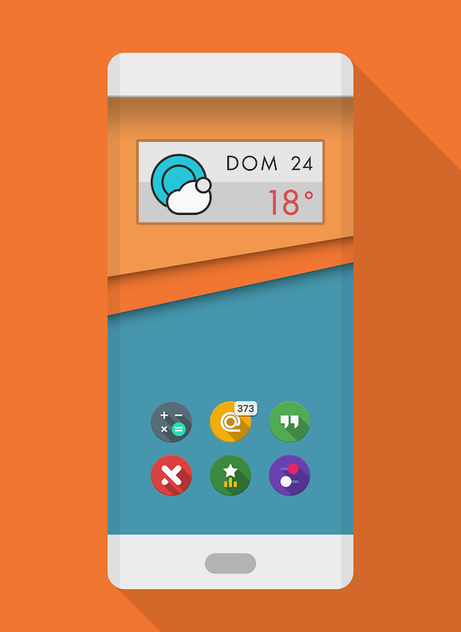 PINN - ICON PACK Screenshot 0