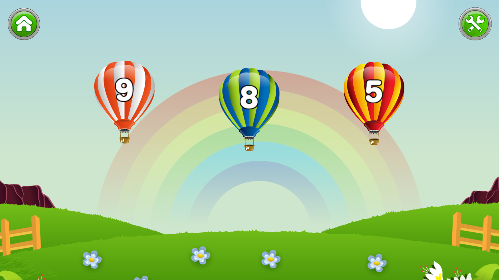 Kids Numbers and Math Screenshot 1