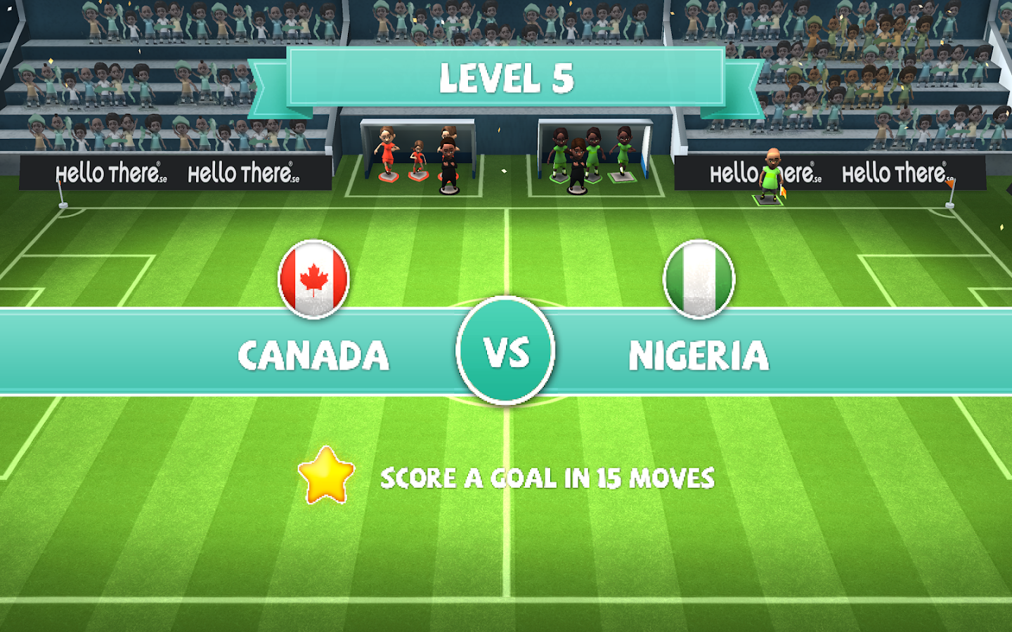 Find a Way Soccer: Women's Cup Screenshot 10