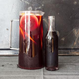 Red Sangria Grenadine Recipes