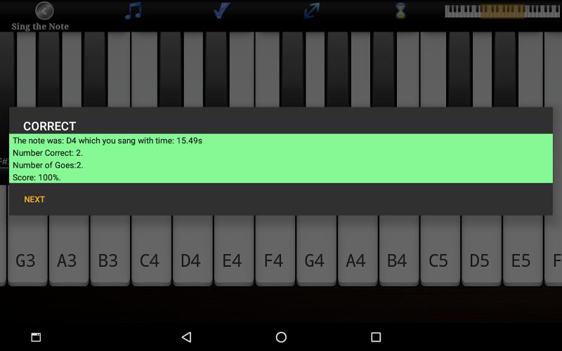 Voice Training Pro Screenshot 18
