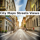 App Streets Views Maps .City APK for Kindle