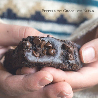 Peppermint Chocolate Bread