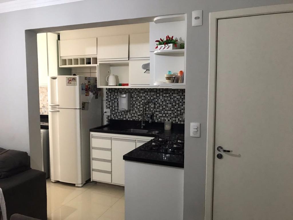 Apartamento com 3 dormitórios para venda ou locação, 61 m² - Spazio Jabuticabeiras - Ponte de São João - Jundiaí/SP