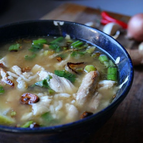 Asian Chicken Congee
