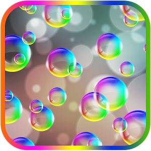 Bubbles HD Live Wallpaper