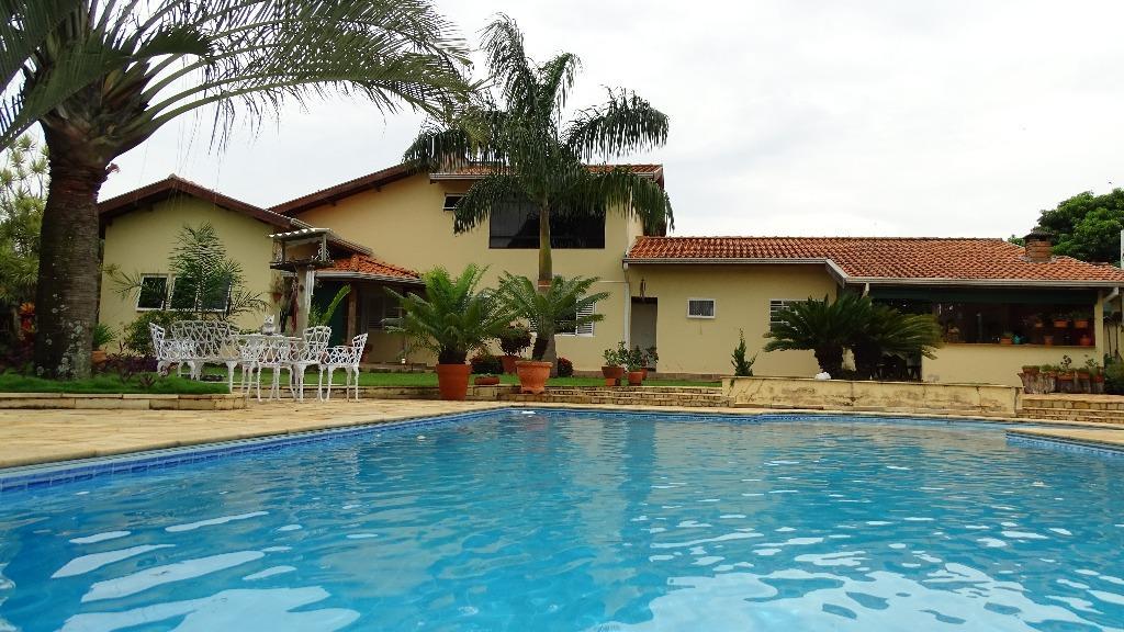 Casa residencial à venda, Condomínio Villa de Holanda, Holambra.