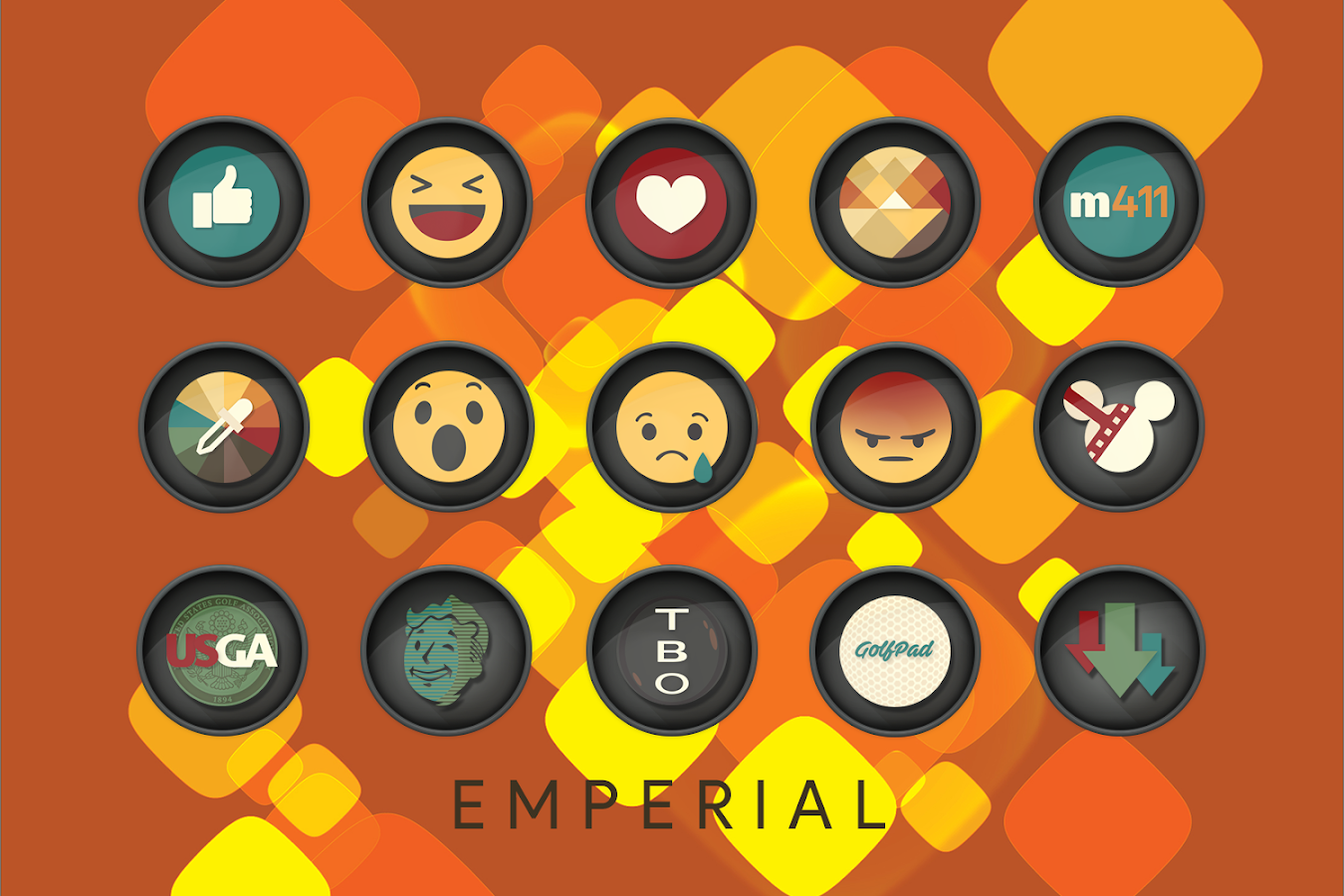 Emperial Icon Pack Screenshot 9