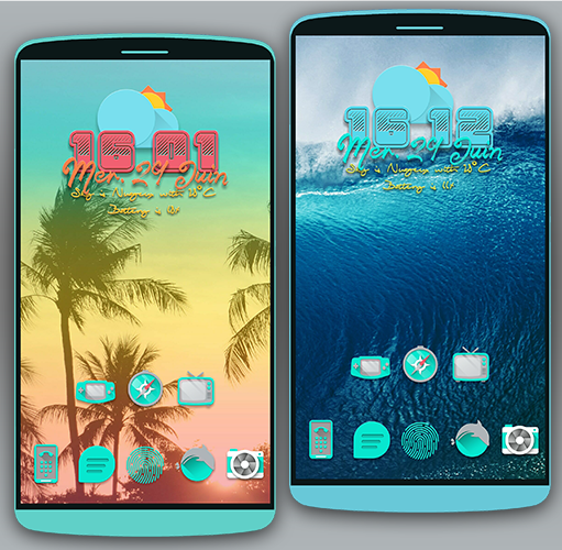Sunnies Icon pack Screenshot 4