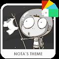 App Mini Astronaut Xperia Theme APK for Kindle