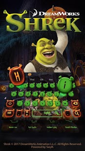 Shrek Keyboard