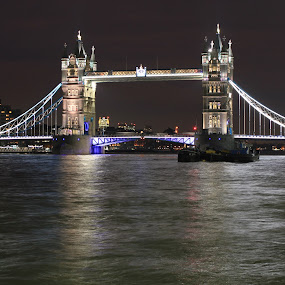 tower bridge, london by Davor Kapetan - City,  Street & Park  Street Scenes
