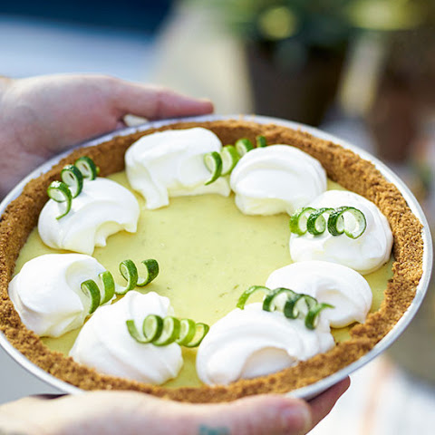 Key Lime Pie from America's Test Kitchen