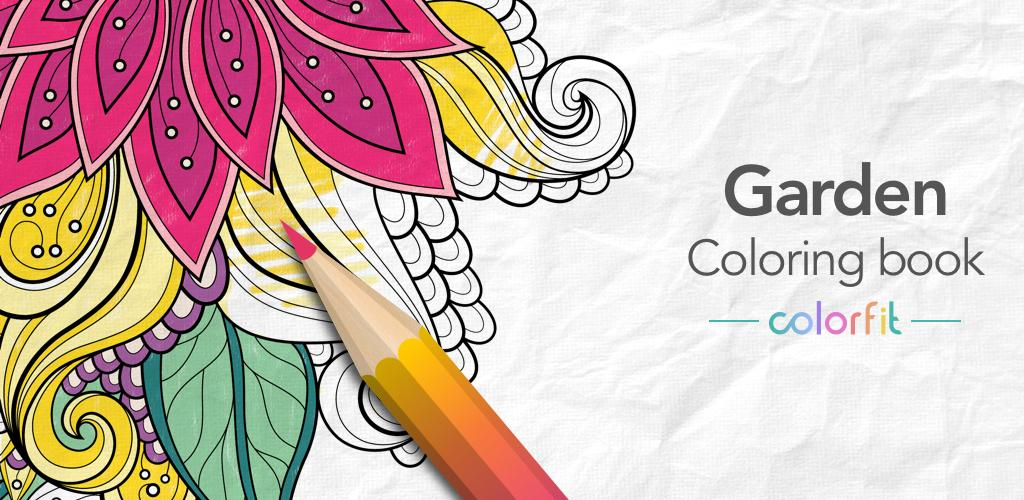 Garden Coloring Book 292 Apk Download